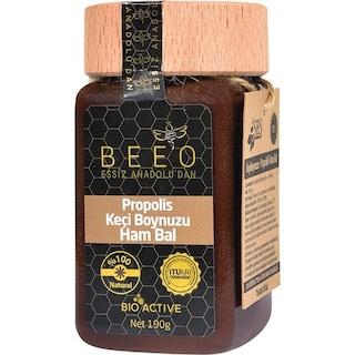 Bee'o Keçiboynuzu+Ham Bal+Anadolu Propolisi 190 Gr