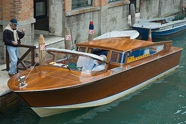 Venice Marco Polo Havalimanı - Venedik Şehir Merkezi Transfer