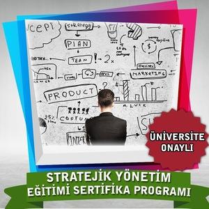 Stratejik Yönetim Eğitimi Sertifika Programı