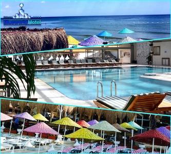 Denize Sıfır Kumburgaz Blue World Hotel