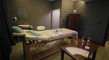 Anemon Manisa Otel Aia Spa'da Masaj Keyfi ve Spa Kullanımı