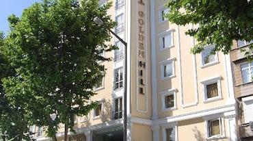 Fatih Golden Hill Hotel Spa'da 60 DK Masaj Keyfi ve Spa Kullanımı