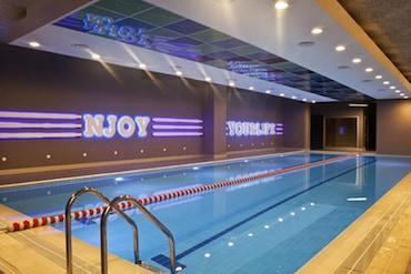 Njoy Sports Club Beylikdüzü'nde Masaj Keyfi ve Spa Kullanımı