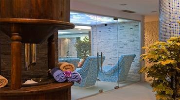 Yalova Elegance Resort Hotel'de Masaj Keyfi ve Spa Kullanımı