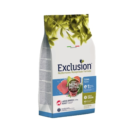 Exclusion Monoprotein