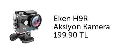 Aksiyon Kameralarda Kaçırılmayacak Fiyatlar - n11.com