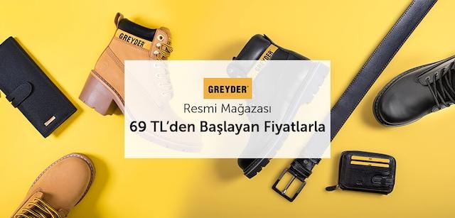 Greyder Mağazası - 69 TL'den Başlayan Fiyatlarla