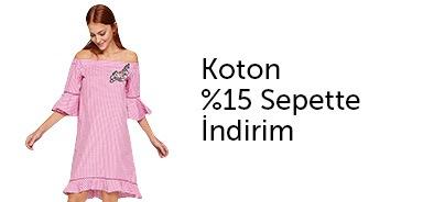 Koton %15 Sepette İndirim - n11.com