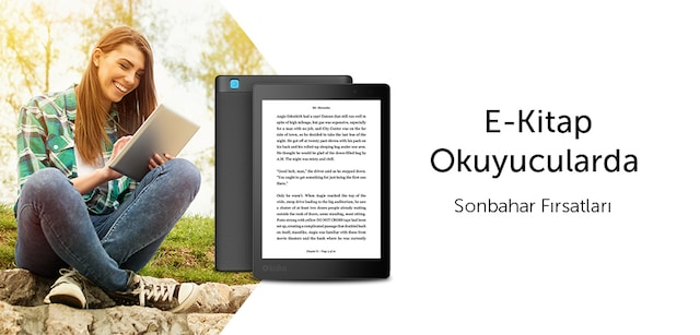 E- Kitap Okuyucu - İndirim - n11.com