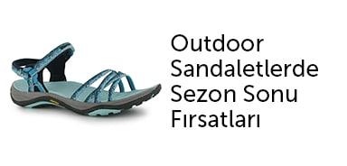 Outdoor Sandaletlerde Sezon Sonu Fırsatları - n11.com