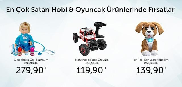 En Çok Satan Hobi&Oyuncak Ürünleri  - n11.com