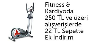 Fitness & Kardiyo 22 TL Sepette İndirim - n11.com