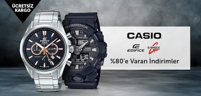 Casio Edifice, G-shock Saatlerde %80'e Varan İndirimler - n11.com