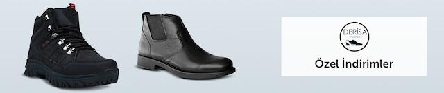 Derisa Ayakkabı ve Botlarda Özel İndirimler - n11.com