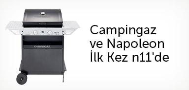 Napoleon Campingaz Barbekü Mangal Fırsatları - n11.com