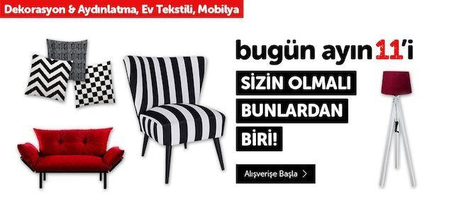 Her Ayın 11'i - Mobilya & Aydınlatma & Dekorasyon & Ev Tekstili - n11.com