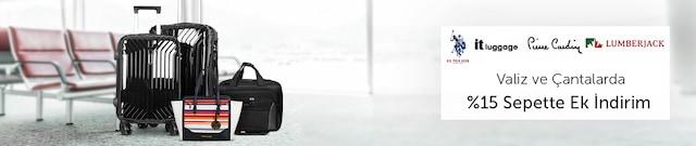 Müge+ Mağazasında Valiz ve Çantada %15 Sepette Ek İndirim - n11.com