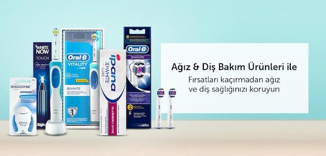 Ağız&Diş Bakım Ürünlerinde Fırsatlar - n11.com