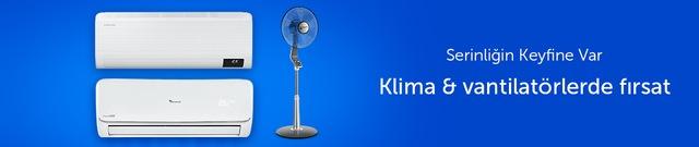 Klima ve Vantilatörlerde Fırsatlar - n11.com