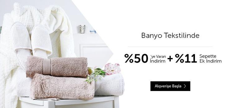 Banyo Tekstilinde Fırsatlar