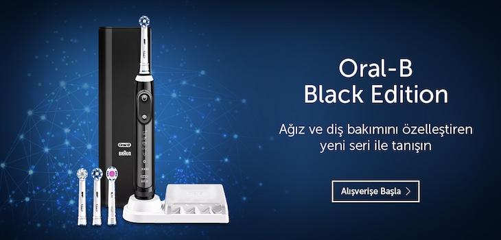 Oral-b Black Edition