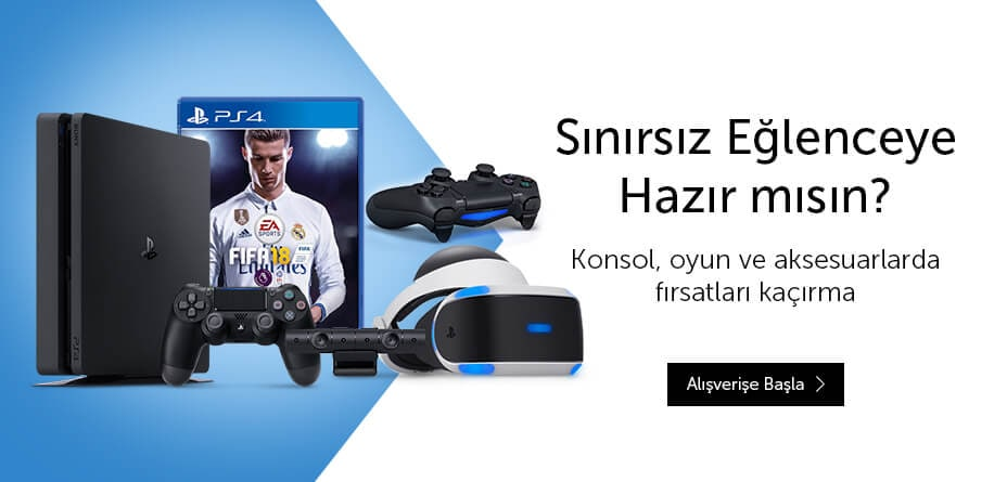 Konsol - PS4