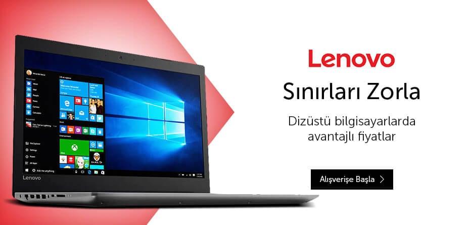 Lenovo Kampanyası