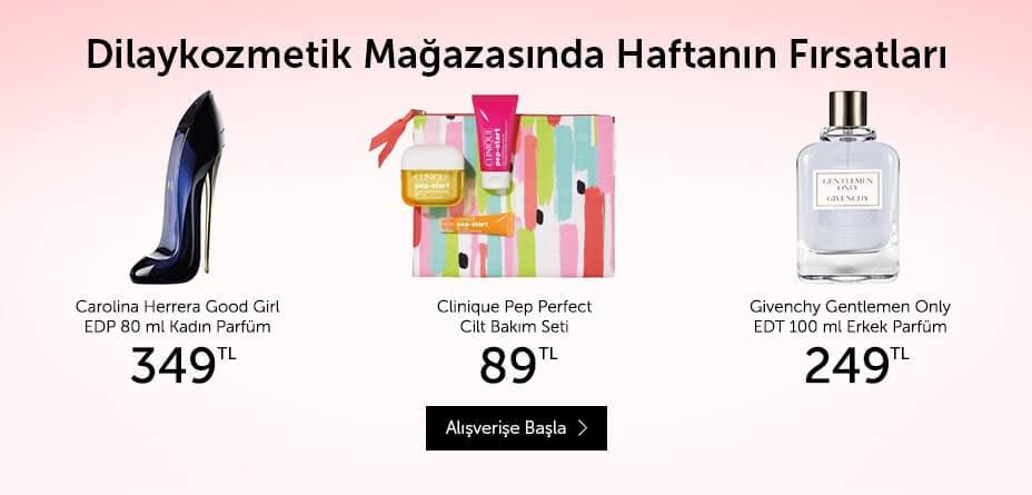 parfüm kozmetik indirim kampanya fırsat
