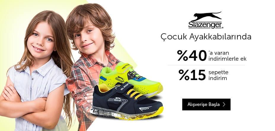 Slazenger, Çocuk, Spor Ayakkabı
