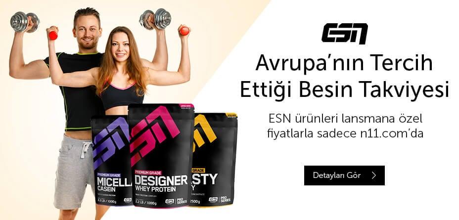 Fitness, ESN, Besin Takviyesi