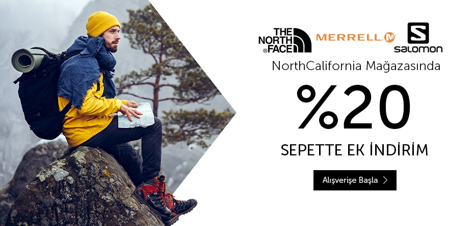 The North Face,Salomon,Merrell