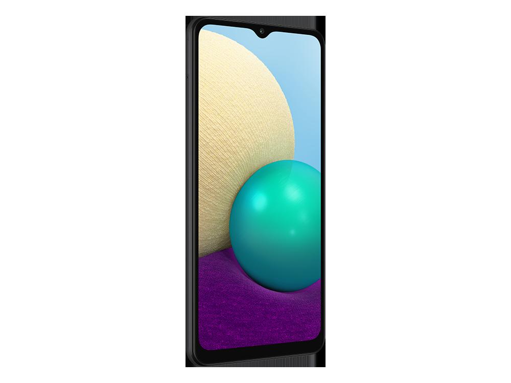 Eşsiz Tasarımı ile  Galaxy A02 Duos 32 GB Cep Telefonunu Keşfedin