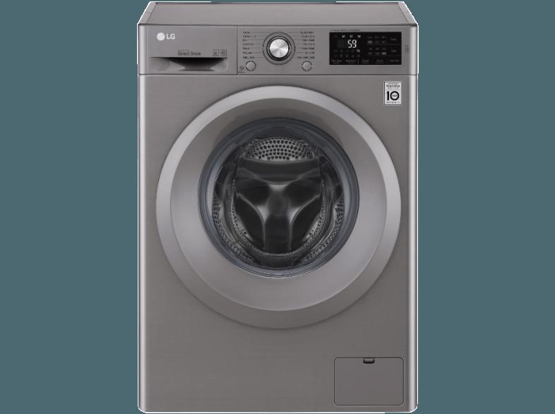 Ekonomik Çözüm LG F2J5TNP7S A+++ 8 kg 1200 Devir Çamaşır Makinesi