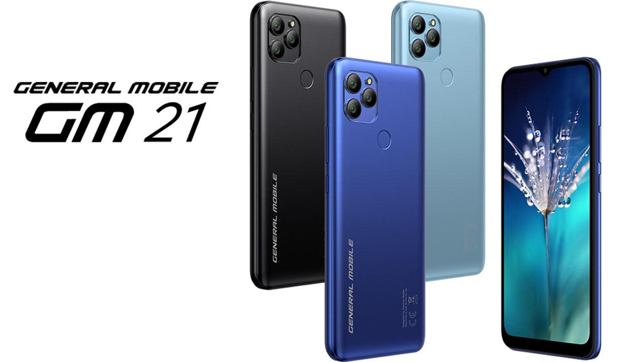 General Mobile GM 21 3 GB 32 GB Cep Telefonu