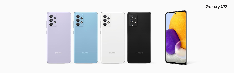 Samsung Galaxy A72 128 GB/8 GB Cep Telefonu