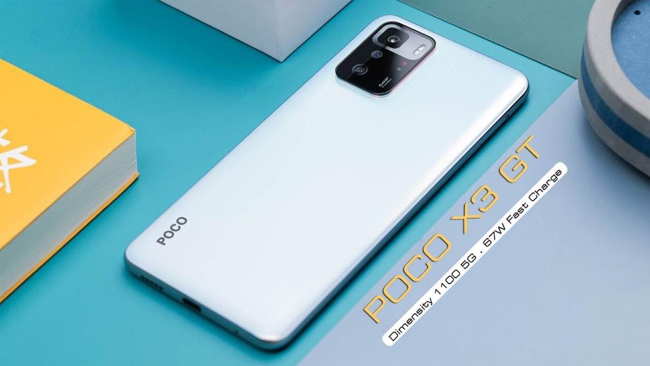 Poco X3 GT 8 GB 256 GB (Poco Türkiye Garantili) Cep Telefonu