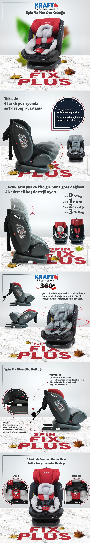 Kraft Spin Fix Plus