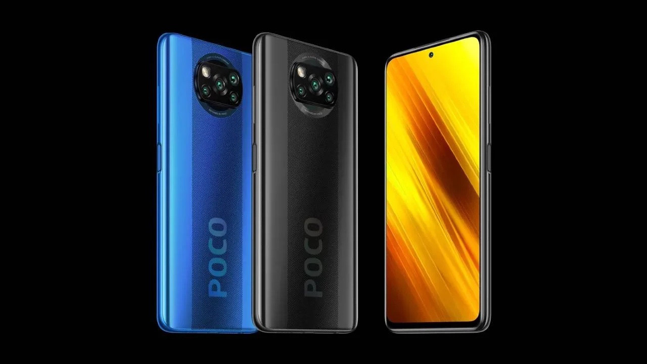 Poco X3 Pro 128GB/6GB Cep Telefonu