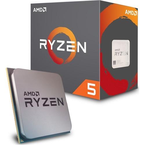 AMD Ryzen 5 2600 3.4 GHz AM4 19 MB Cache 65 W İşlemci