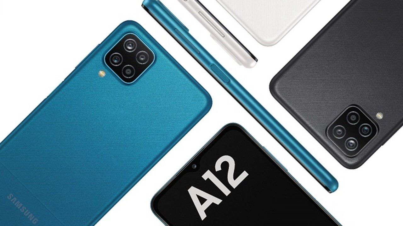 Samsung Galaxy A12 Duos 64 GB Cep Telefonu