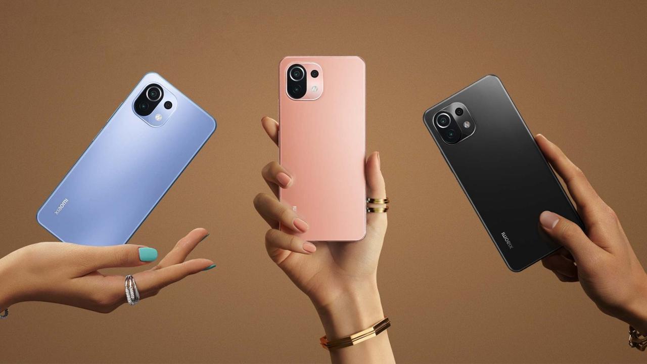 Xiaomi Mi 11 Lite 6 GB 128 GB Cep Telefonu