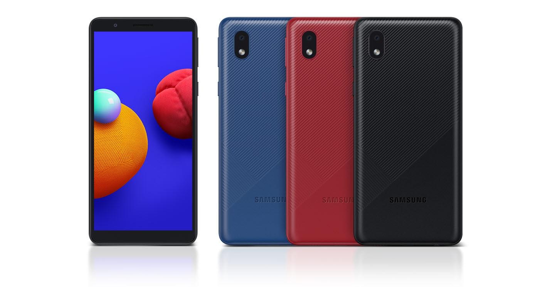Samsung Galaxy A01 Core Duos 16 GB Cep Telefonu