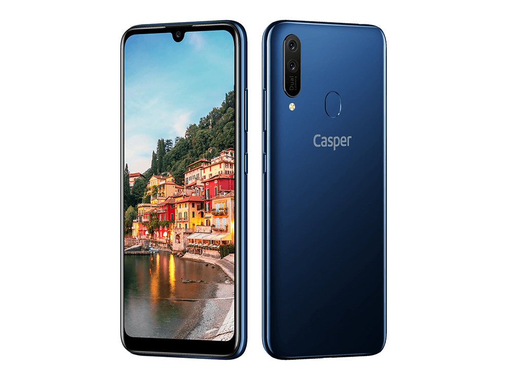 Casper Via E4 Duos 32 GB Cep Telefonu Kullanımı