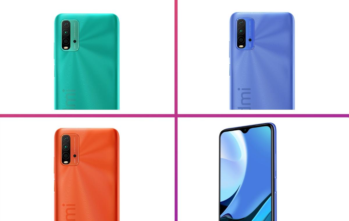 Kusursuz Tasarımı ile Xiaomi Redmi 9T Duos 128 GB Cep Telefonu