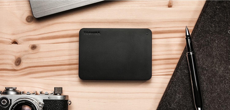 Toshiba HDTB420EK3AA Canvio Basics 2 TB 2.5 USB 3.0 Taşınabilir Disk
