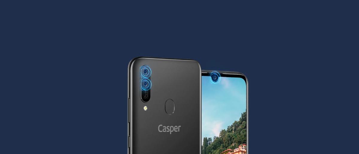 Casper Via E4 Duos 32 GB