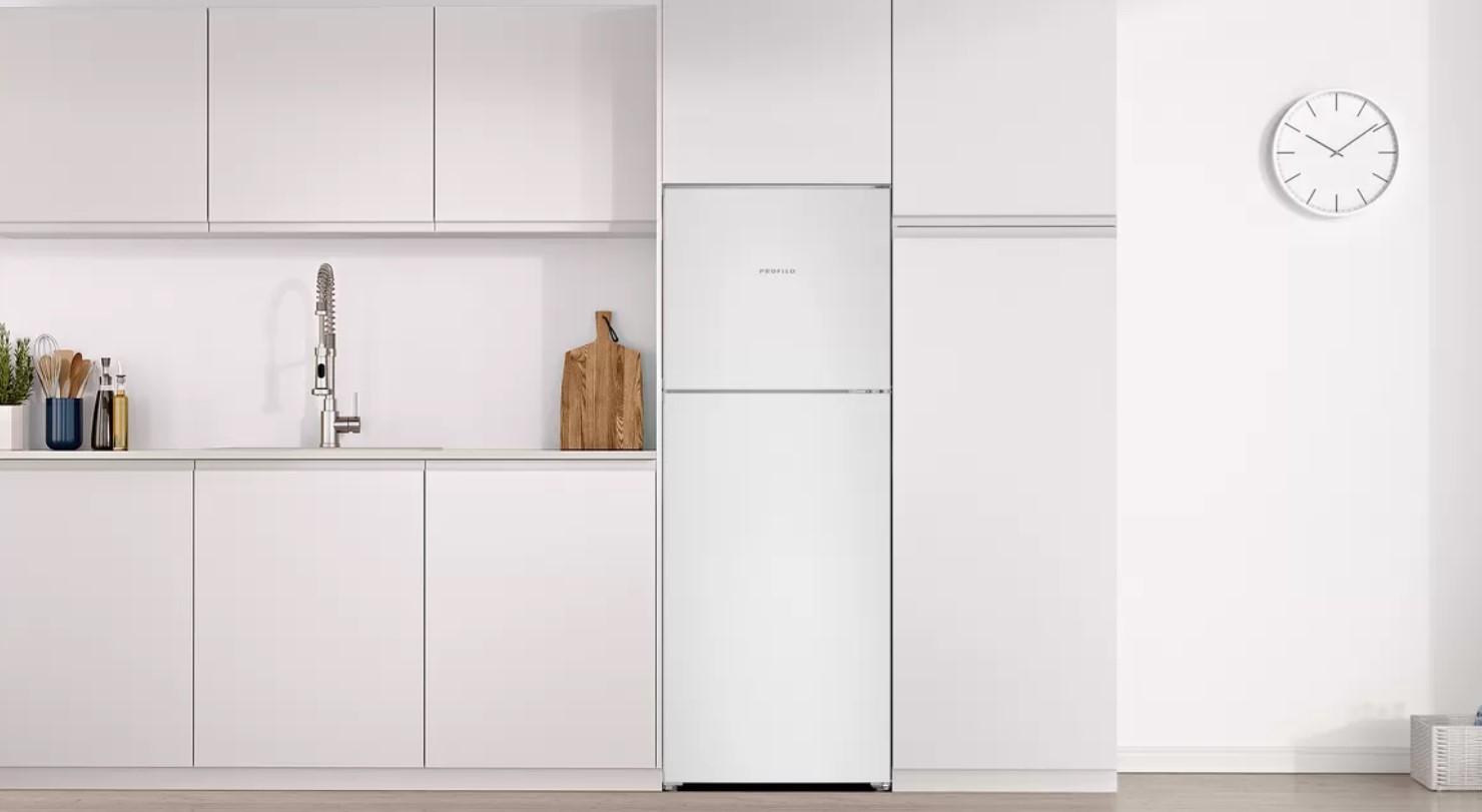 Profilo BD2055WFVN A+ 485 LT No-Frost Kombi Tipi Buzdolabı