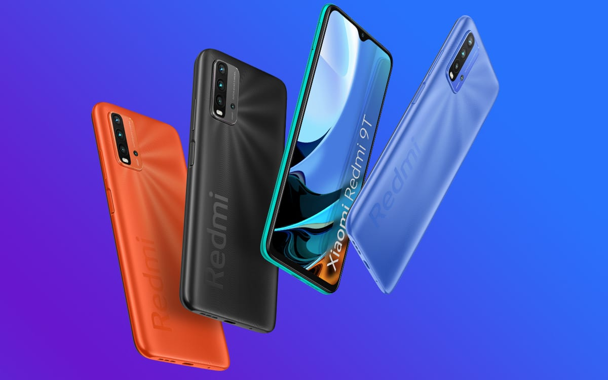 Xiaomi Redmi 9T Duos 128 GB Cep Telefonu