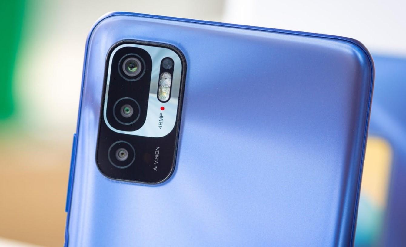 Xiaomi Redmi Note 10 5G Kamera Özellikleri