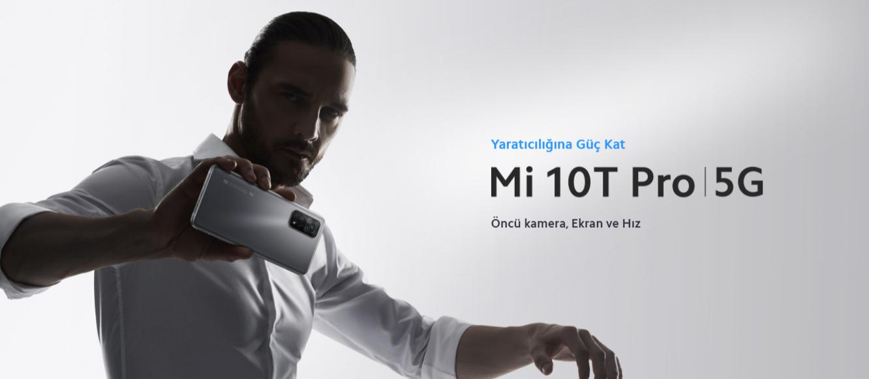 Xiaomi Mi 10t Pro 256 GB Cep Telefonu